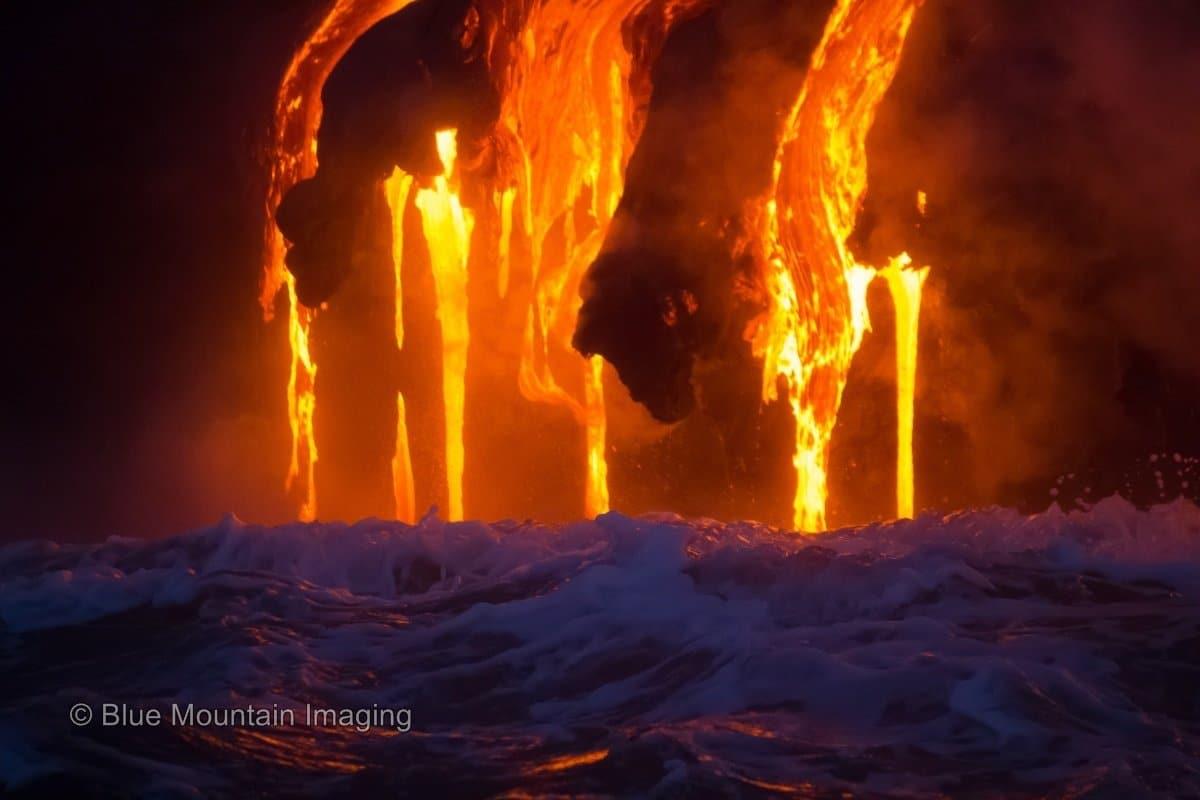 Volcanoes NP